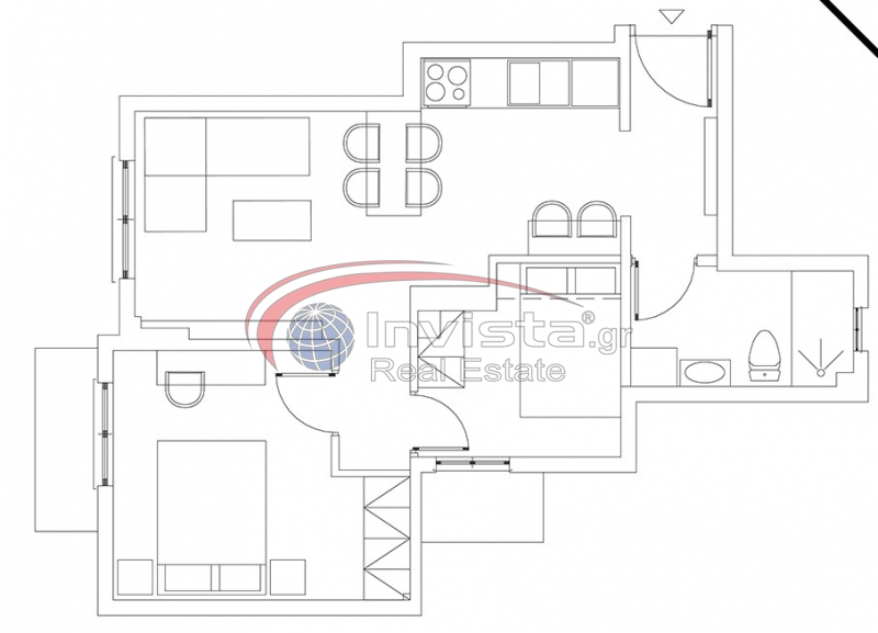 For Sale Apartment Thessaloniki center, Center