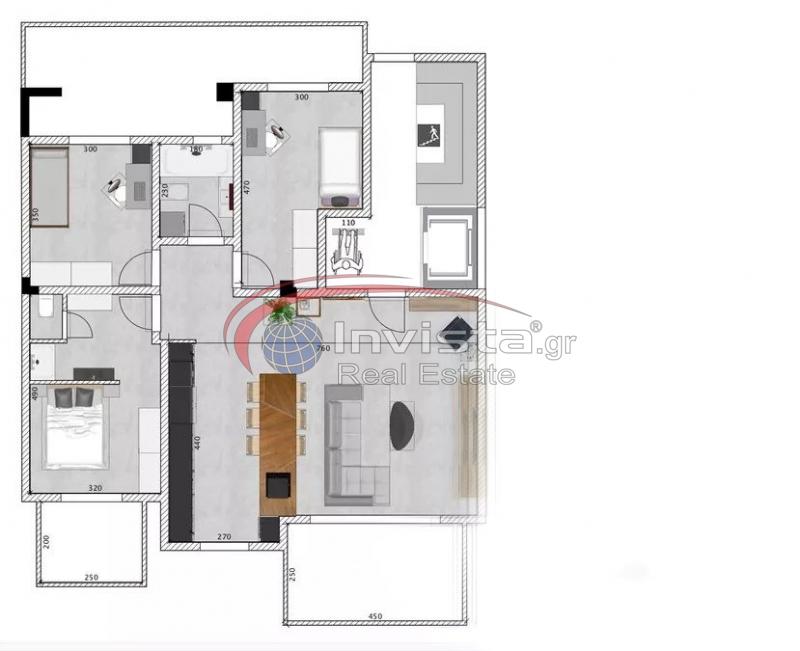 For Sale Apartment Kalamaria, Center